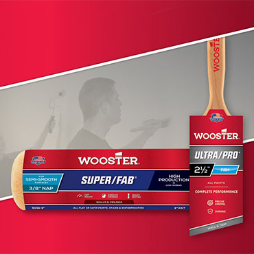 Wooster Brushes | La Follette, TN