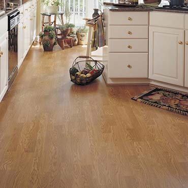 Honeytone Washington Oak